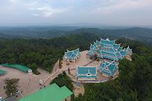 Pa Phu Kon Temple, Na Yung, Thailand