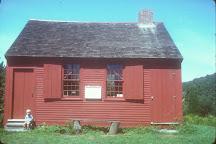 Nathan Hale Schoolhouse, East Haddam, United States