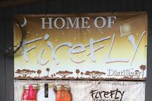 Firefly Distillery, Wadmalaw Island, United States