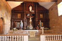 Iglesia de Santa Lucia de Guane, Barichara, Colombia