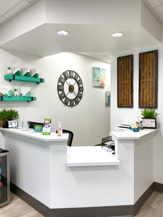 Cypress Family Dental Interior