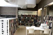 Gradska knjiznica / City library Labin, Labin, Croatia