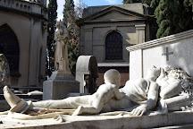 Cementerio de Montjuic, Barcelona, Spain