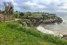 Playa de Los Molinucos, Santander, Spain
