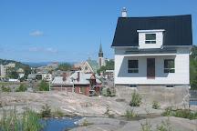 Musee de la Petite Maison Blanche, Chicoutimi, Canada