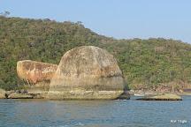 Tortoise Rock, Agonda, India