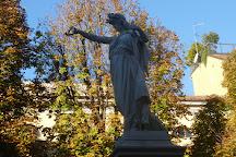 Monumento ai Caduti di Mentana, Milan, Italy