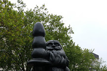 Santa Claus (Beeld), Rotterdam, The Netherlands