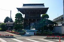 Joju-in, Kasukabe, Japan