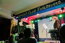 Comedy Club Kookaburra, Berlin, Germany