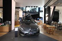 Mercedes me Tokyo, Roppongi, Japan
