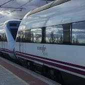 Железнодорожная станция  Burgos Rosa De Lima