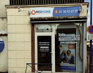 Neghome Prêt Immobilier - Mantes la jolie
