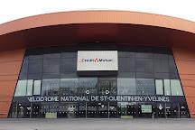 Velodrome de Saint-Quentin-en-Yvelines, Montigny-le-Bretonneux, France