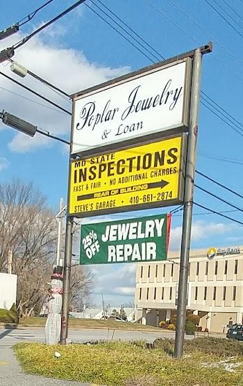 Poplar Jewelry & Loan Payday Loans Picture