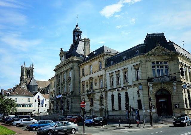 Mairie de Meaux