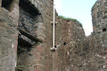 Tarbert Castle, Tarbert, United Kingdom