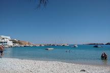 Vitsentzou Beach, Karavostasis, Greece