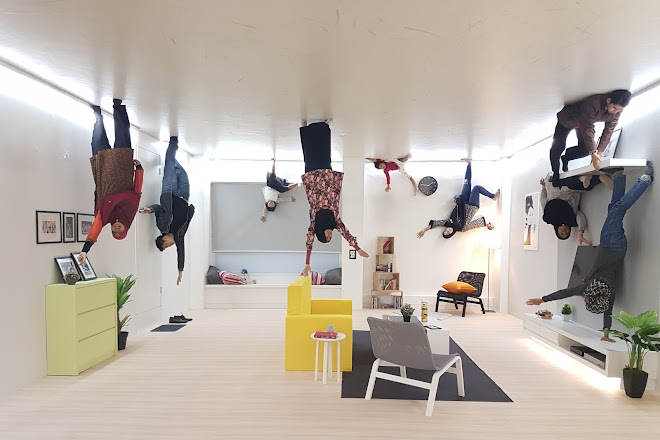 Visit Upside Down House Kuching On Your Trip To Kuching Or