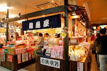 Nihonkai Sakana Machi, Tsuruga, Japan