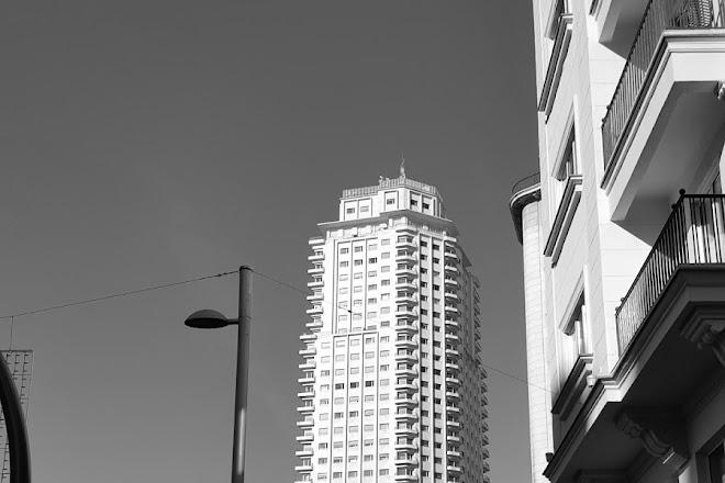 Torre de Madrid, Madrid, Spain