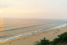 Varkala Beach, Varkala Town, India