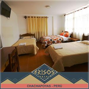 Hotel Frisos - Chachapoyas, Perú 6