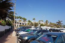 Playa De Las Burras, San Agustin, Spain