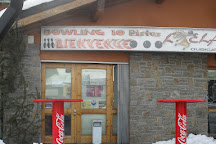 Bowling l'Elan, Bolquere, France