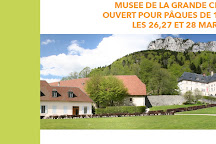 Musee de la Grande Chartreuse, Saint-Pierre-de-Chartreuse, France