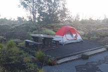 Kulanaokuaiki Campground, Hawaii Volcanoes National Park, United States