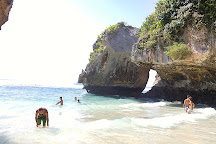 Blue Point Beach, Ungasan, Indonesia