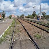 Железнодорожная станция  Ben Guerir