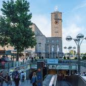 Железнодорожная станция  Stuttgart Hauptbahnhof