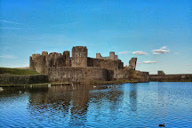 Caerphilly Castle, Caerphilly, United Kingdom