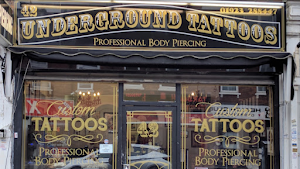 Underground Tattoo & Piercing