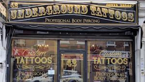 Underground Tattoos Watford
