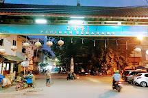 Semawis Market, Semarang, Indonesia