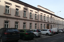 Tabacka Kulturfabrik, Kosice, Slovakia