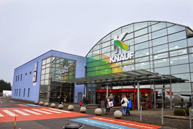 Knauf Shopping Center Pommerloch