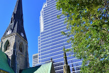 Cathedrale Christ Church Cathedral, Montreal, Canada