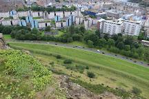 Holyrood Park, Edinburgh, United Kingdom