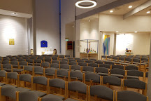 Ronvik Church, Bodo, Norway