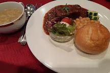 Ukiyo-E Cafe, Yokohama, Japan