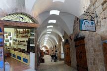 The Acre Turkish Bazaar, Acre, Israel