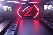 Lazgam Laser Games, Bangkok, Thailand