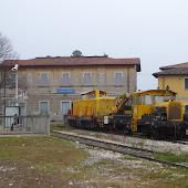 Железнодорожная станция  Rovato