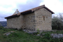 Ermita de Santa Elena y Santa Centola, Valdelateja, Spain