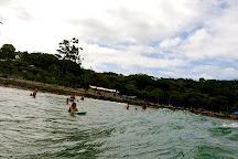 Praia do Retiro dos Padres ou Ingleses, Bombinhas, Brazil