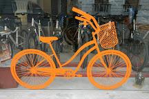 Orange Bike, Montevideo, Uruguay